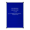 Announce Groove Letter Board 600 x 900mm